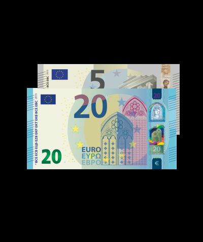 Barprämie (Wert 25 Euro)