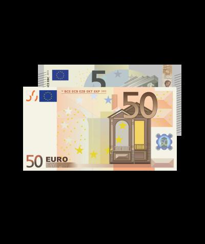 Barprämie (Wert 55 Euro)