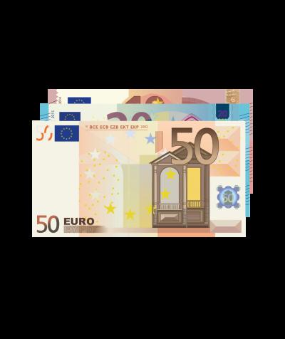 Barprämie (Wert 80 Euro)