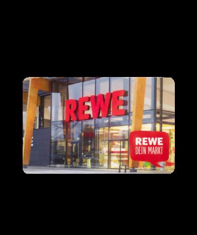 REWE Gutschein 30 EUR