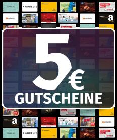 GUTSCHEINE 5 EUR