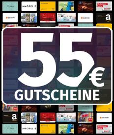 GUTSCHEINE 55 EUR