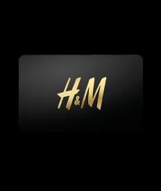 H&M Gutschein (Wert 35,00 Euro)